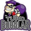 The Turd Burglar Retina Logo